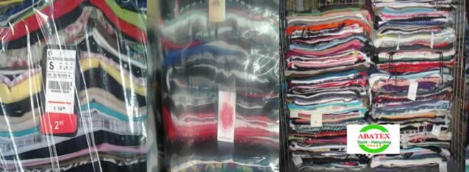ropa usada de segunda mano crema extra