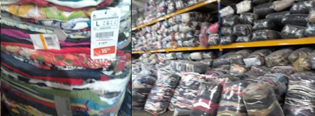 ropa usada mercadillos ambulantes